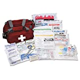 All Terrain First Aid Kit, 112 Pieces, Ballistic Nylon, Red By: Pac-Kit