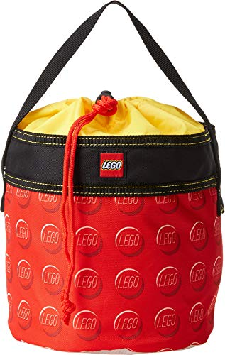 LEGO Cinch Bucket-Red