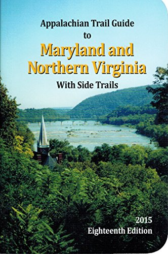 Appalachian Trail Guide to Maryland-Northern Virginia (West Virginia Trail Map)