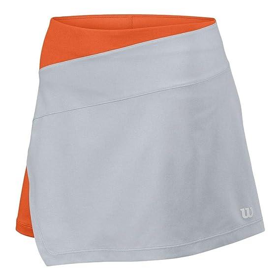 Wilson W Su Woven Panel Falda de Tenis, Mujer: Amazon.es: Ropa y ...