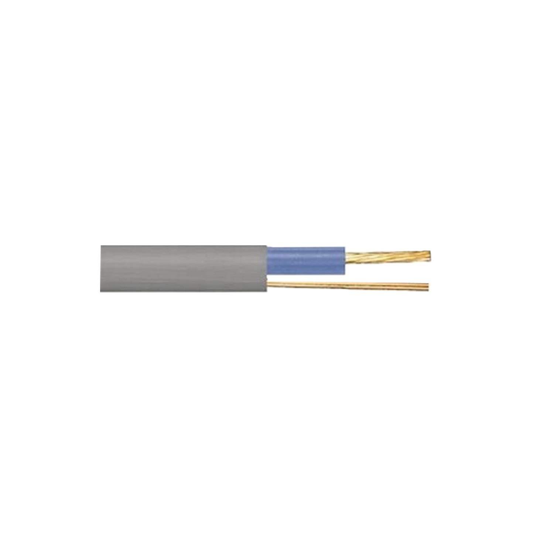 10 Metre Custom Cut Length 6181Y 1.5mm Blue//Grey Single Core PVC PVC Cable
