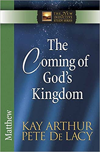 Book Coming of Gods Kingdom The PB (The New Inductive Study Series)