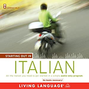 Starting Out in Italian Audiobook