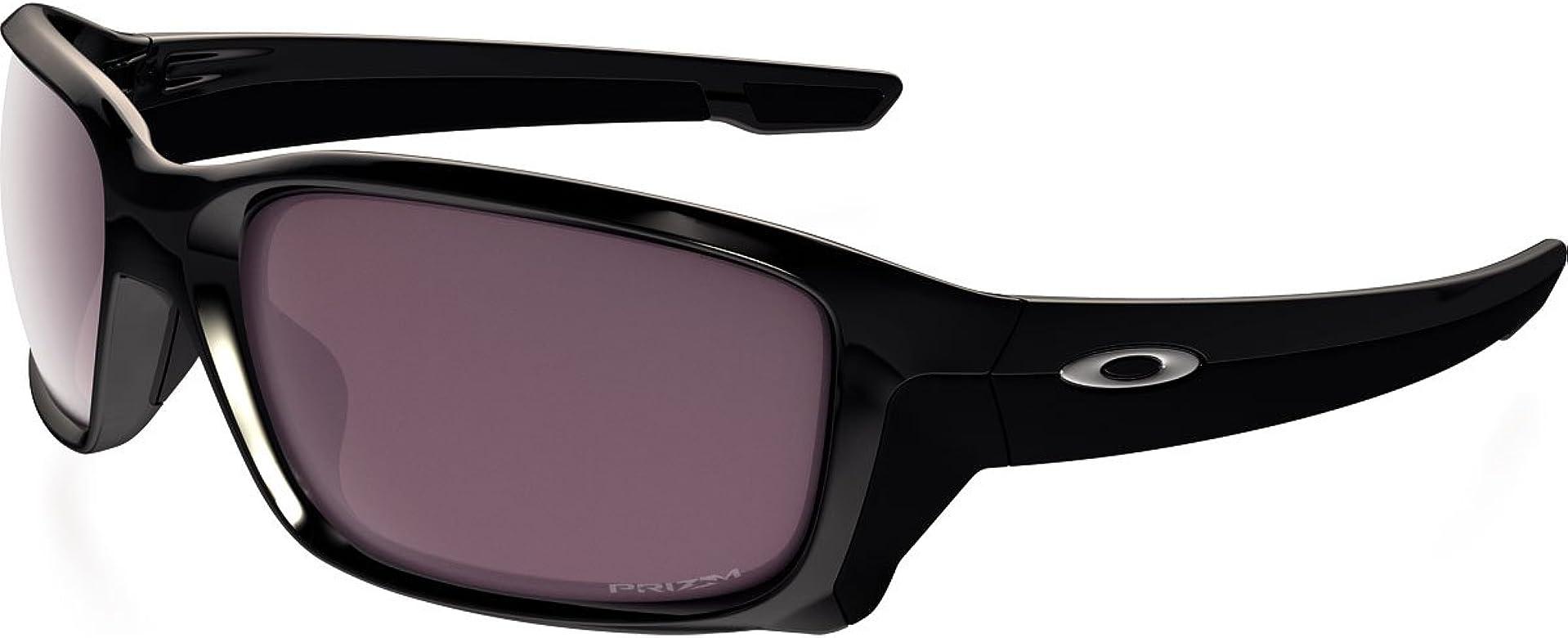 Oakley Straightlink 933107 Gafas de sol, Polished Black, 58 para Hombre