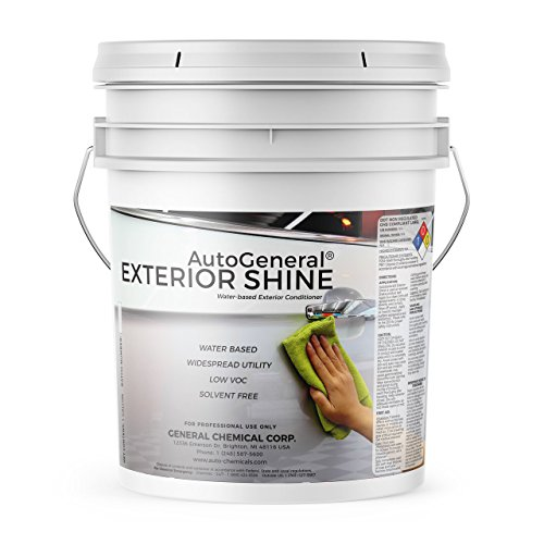 AutoGeneral Exterior Shine 55 Gallons