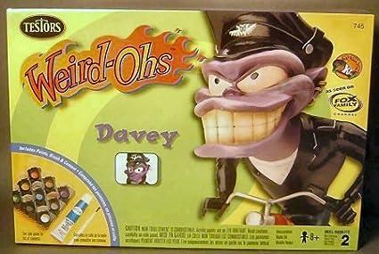 Weird-Ohs Davey Model Kit