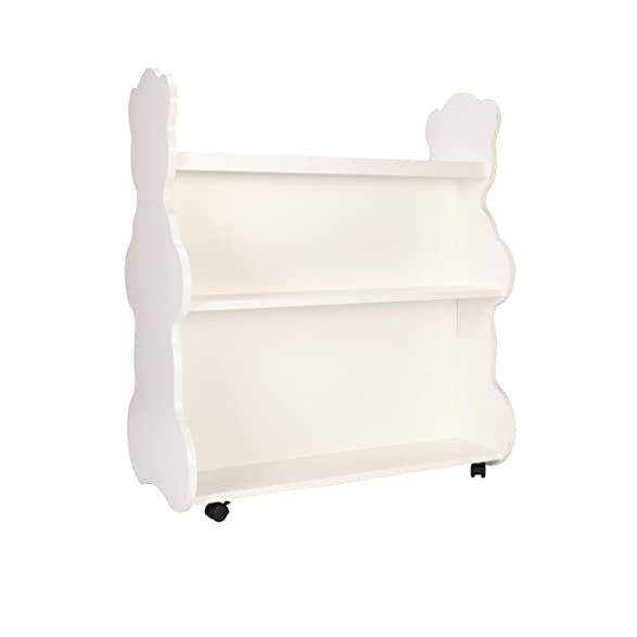 Amazon.com: Ace Baby Furniture Bear Mobile Double Sided Bookcase, White:  Toys U0026 Games