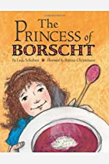 The Princess of Borscht Hardcover