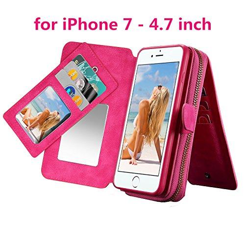 iphone-7-case-brg-11-card-holder-magnetic-detachable-portable-pu-leather-folio-flip-credit-card-slot