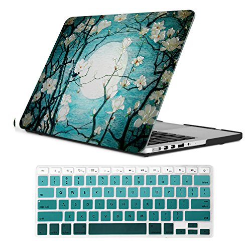 iCasso Macbook Printing Protective Keyboard