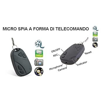 tradeshoptraesio® - Mini Micro cámara video camera espía Spy ...