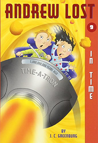 In Time (Andrew Lost #9)