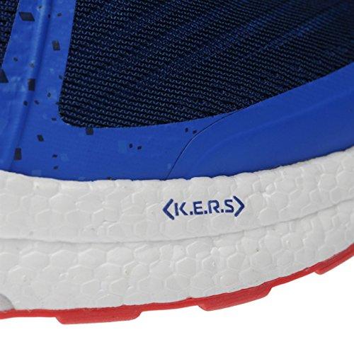 Hommes Karrimor Bleu 45 lime Excel Course Chaussures Sup De 3 HA7qwTdA