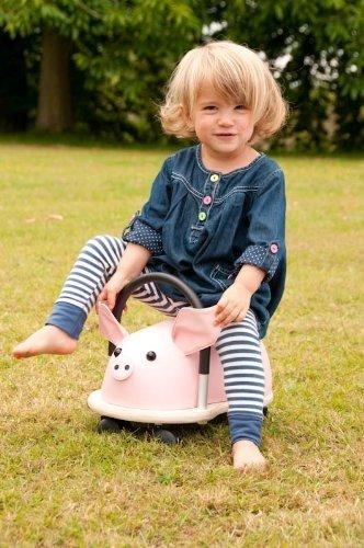 Trotteur/Porteur WHEELY BUG Cochon de 1 à 3 ans: Amazon.es: Bebé
