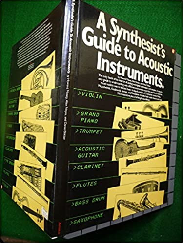 a synthesists guide to acoustic instruments