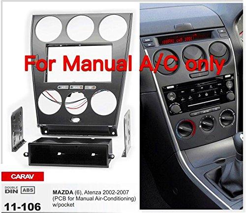 2008 Mazda 6 Dash Kit
