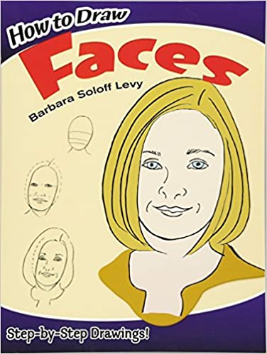 how to draw faces dover how to draw