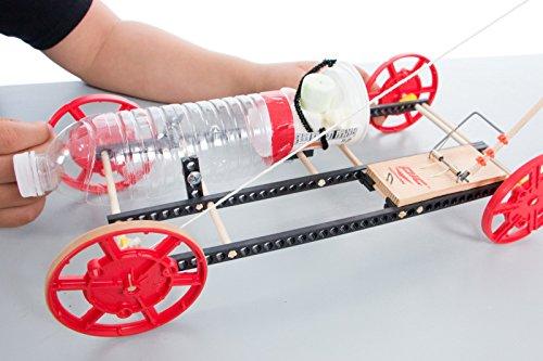 TeacherGeek Mousetrap Powered Vehicle STEM | STEAM Activity Kit by TeacherGeek (Image #3)