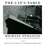 The Cat's Table | Michael Ondaatje