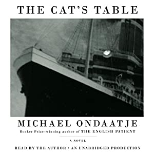The Cat's Table Audiobook