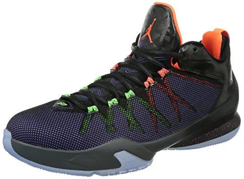 reputable site 934fb b9a22 Jordan Nike Mens CP3.VIII AE Basketball Shoe-Black Hyper Crimson Electric  Green (9.5, Black Hypr Crmsn Elctrc Grn Prp) - Buy Online in UAE.
