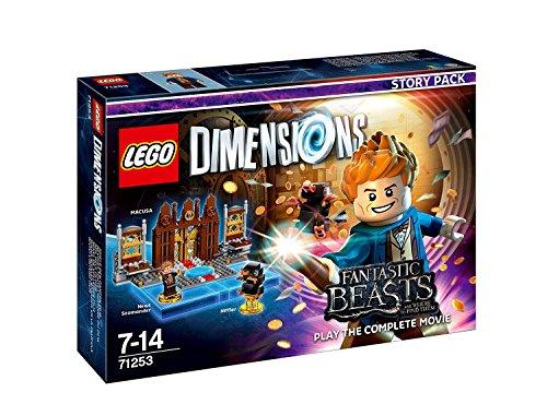 LEGO Dimensions - Story Pack - Phantastische Tierwesen