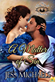 A Matter of Sin (The Ladies Book of Pleasures 1)