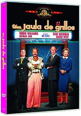 Una Jaula De Grillos [DVD]: Amazon.es: Calista Flockhart, Robin ...
