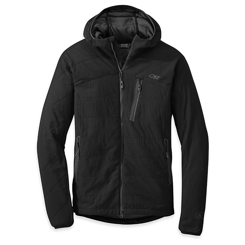 アウトドアリサーチ メンズ ジャケットブルゾン Outdoor Research Men's Uberlayer Hooded [並行輸入品] B07CZ9S43Y  Medium