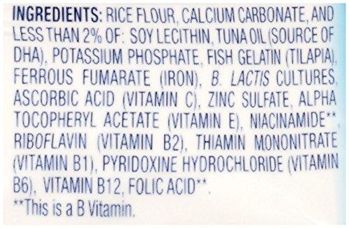 Gerber 1st Foods Baby Cereal - DHA & Probiotic Rice - 8 oz