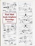 Paul Matt Scale Airplane Drawings, Paul Matt, 0943691052