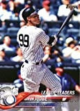 #7: 2018 Topps #193 Aaron Judge New York Yankees Baseball Card