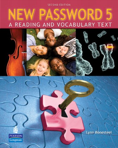 New Password 5: A Reading and Vocabulary Text (without MP3 Audio CD-ROM)