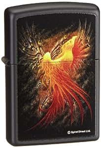 Zippo 2000828 n.º 218 - Mechero Zippo, diseño del renacer del ave fénix
