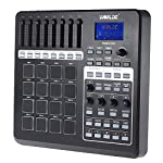 ammoon PANDA200 Portable USB MIDI Pad Controller 16 Drum Pads with USB Cable from ammoon