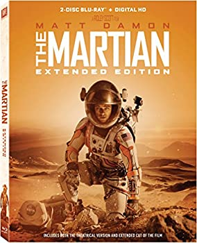 The Martian: Extended Edition [Blu-ray] 0