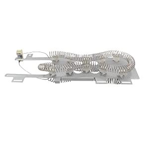 ApplianPar 8544771 Clothes Dryer Heating Element for Whirlpool Kenmore Dryers W10836011, WP8544771VP, PS990361, AP3866035