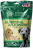 American Kennel Club All Natural All Healthy Dog Treat In Barley, Brown Rice And Duck Recipe