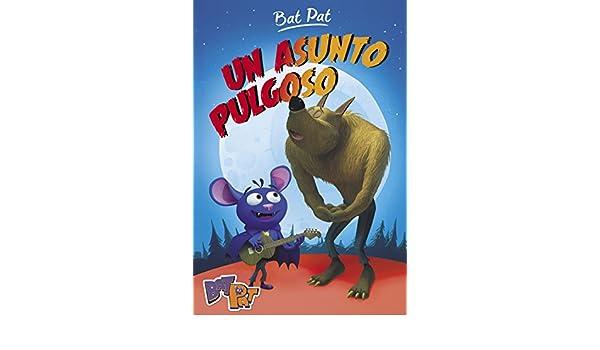 Descargar libro Un asunto pulgoso (serie bat pat 3) epub gratis