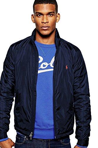 (Polo Ralph Lauren Nylon Jacket (XX-Large, French Navy))