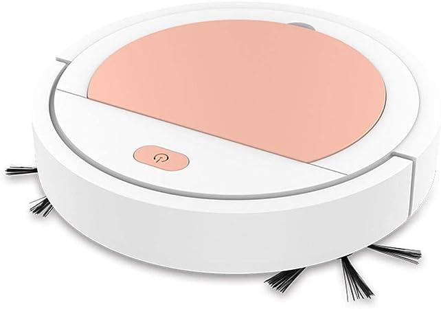 Robot Aspirador y Fregasuelos, Aspirador de Limpieza Aspira Barre y Friega 3 en 1, Programable App, para Pelo Mascota, Navegación Inteligente, Succión 1800Pa, Super Silencioso: Amazon.es: Hogar