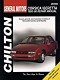 Chevrolet Corsica and Beretta, 1988-96 (Chilton Total Car Care Series Manuals)