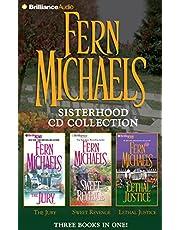 Fern Michaels Sisterhood CD Collection 2: The Jury, Sweet Revenge, Lethal Justice