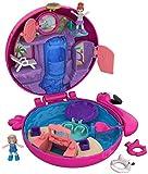 Toys : Mattel Polly Pocket Big Pocket World, Flamingo