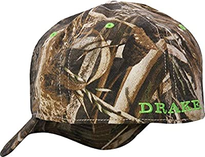 Drake Waterfowl Realtree Max-5 Fitted Cap, L/XL