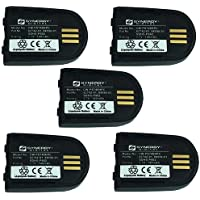 Plantronics 82742-01 Cordless Phone Combo-Pack includes: 5 x EM-CPP-547 Batteries