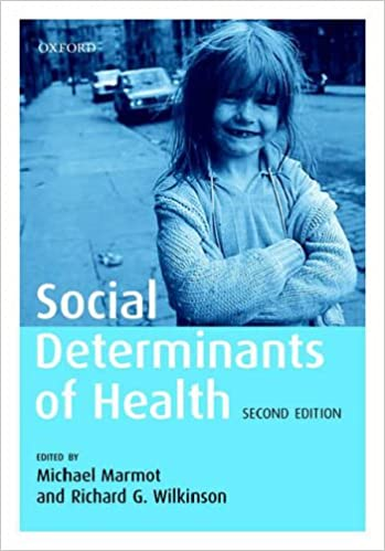 Book Social Determinants of Health