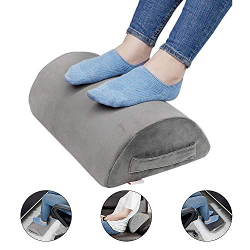 Ergonomic Foot Rest Cushion