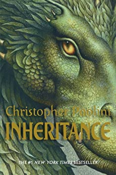 Inheritance (The Inheritance Cycle Book 4) by [Paolini, Christopher]
