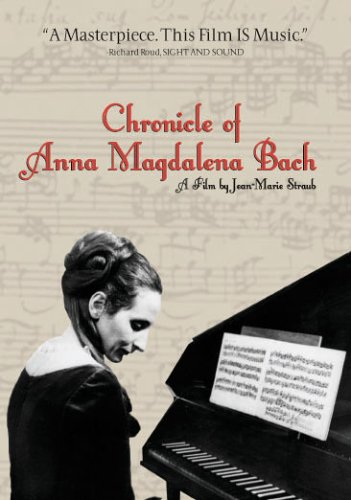 Chronicle of Anna Magdalena Bach by New Yorker Video